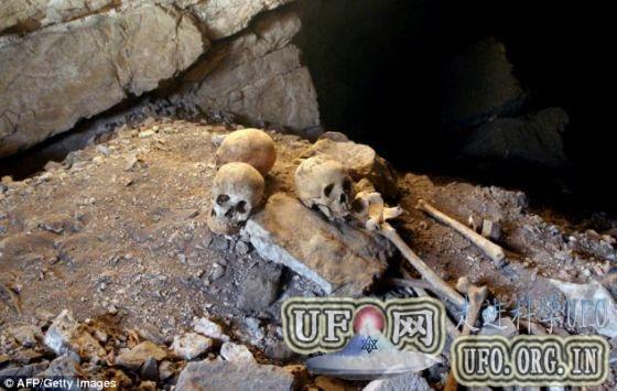 墨西哥洞穴发现千年遗骸:或为美洲首批定居者的图片 第1张