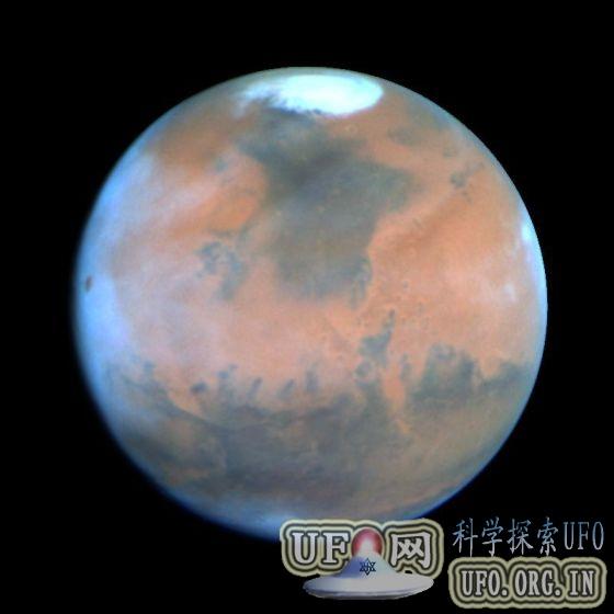 美宇航局计划送间谍望远镜监测火星(图)的图片 第2张