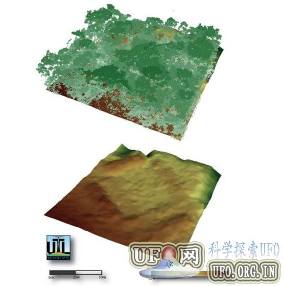 激光测绘或发现洪都拉斯失落黄金之城的图片 第3张