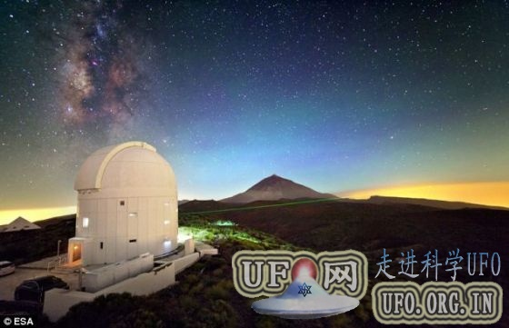 美宇航局建地月超高速网络连接 速度622M/s的图片 第1张