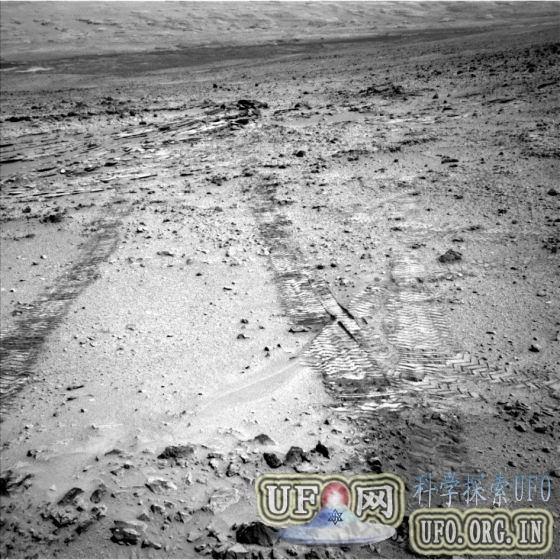 好奇号将登火星高山:搜集远古火星环境信息的图片