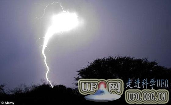 中国研究人员首次拍到球形闪电的图片 第2张