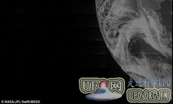 朱诺探测器传回首幅地球照片:2016年抵达木星的图片 第3张