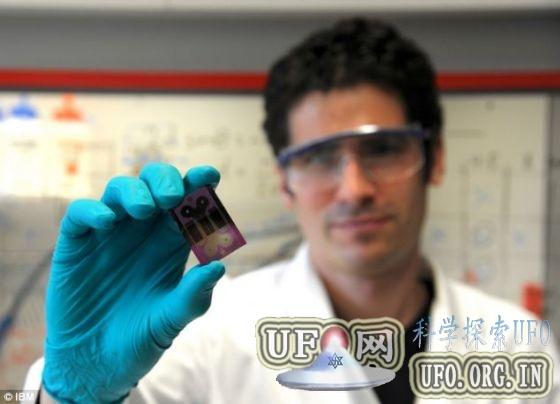 IBM研制大脑型电脑:电解液充当血液供电降温的图片 第2张