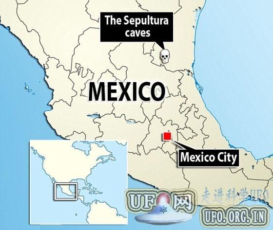 墨西哥洞穴发现千年遗骸:或为美洲首批定居者的图片 第2张
