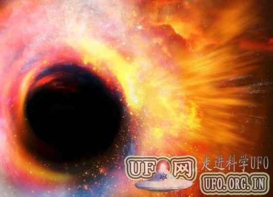 霍金自我否定称黑洞不存在:所有物质均可逃脱的图片