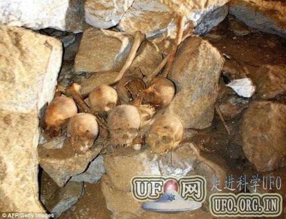 墨西哥洞穴发现千年遗骸:或为美洲首批定居者的图片 第3张
