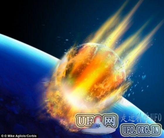 预测称直径1公里小行星或2880年撞击大西洋的图片 第1张