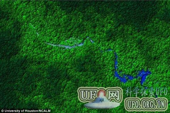 激光测绘或发现洪都拉斯失落黄金之城的图片 第2张
