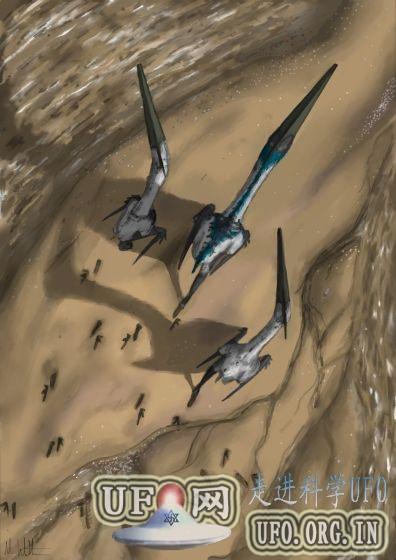 重庆发现中国最大翼龙足迹动物群遗址的图片 第1张