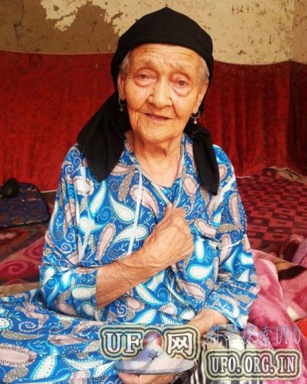 新疆127岁老人成世界最长寿者 生于光绪年间的图片