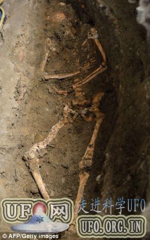 蒙娜丽莎原型疑似遗骸将进行面部复原的图片 第1张