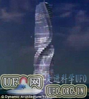 意大利建筑师设计旋转360度摩天大楼(图)的图片 第3张
