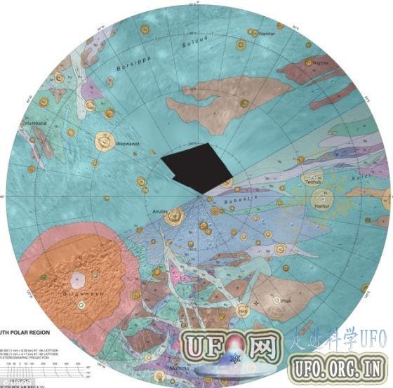 木卫三发现400年后首张完整地图问世的图片 第4张