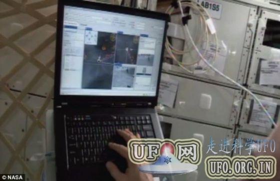 宇航员首次太空遥控地面机器人(图)的图片 第3张