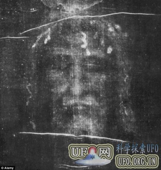 研究称都灵裹尸布并非伪造 印记或因地震辐射的图片 第2张