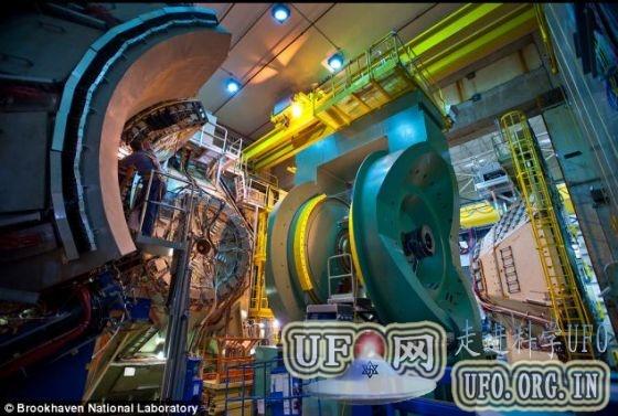 专家警告相对论重离子对撞机实验或毁灭世界的图片 第4张