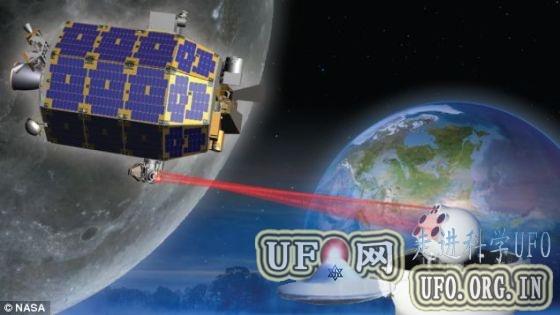 美宇航局建地月超高速网络连接 速度622M/s的图片 第2张