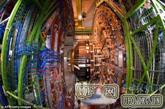 大型强子对撞机大规模升级以深入了解上帝粒子的图片 第1张