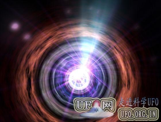 美空间望远镜伽马射线波段观测引力透镜效应的图片 第2张