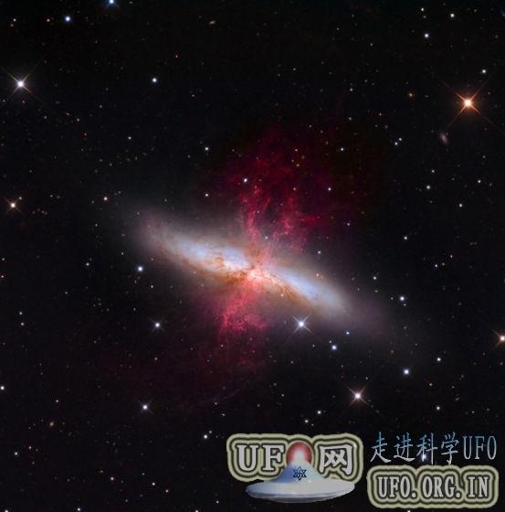 1200万光年外超新星爆发:有助暗能量研究的图片 第3张