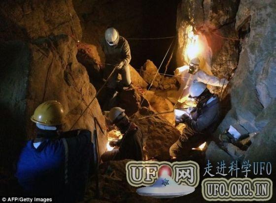墨西哥洞穴发现千年遗骸:或为美洲首批定居者的图片 第4张