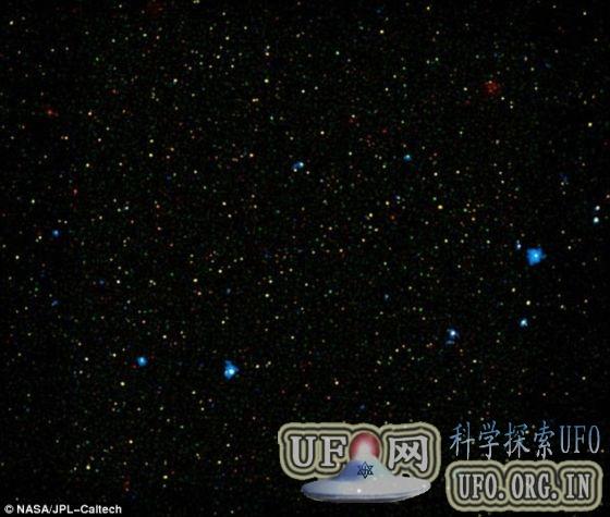 核光谱望远镜阵列拍死亡恒星:似上帝之手的图片 第3张