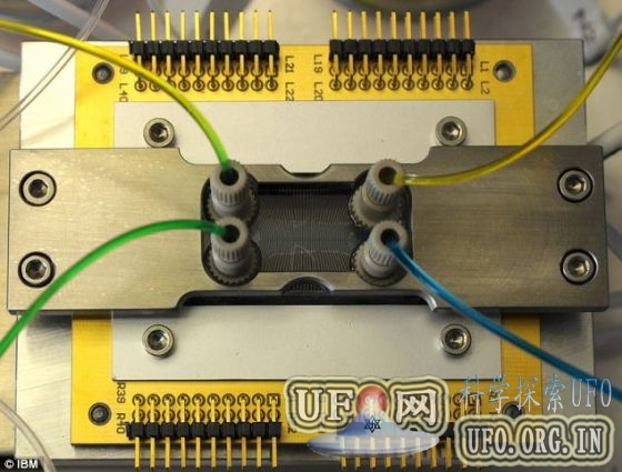 IBM研制大脑型电脑:电解液充当血液供电降温的图片 第5张