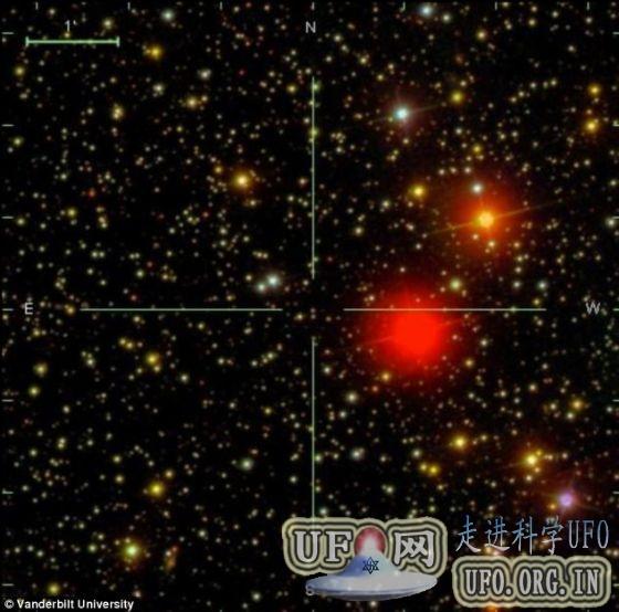 科学家发现超快恒星摆脱银河系引力束缚的图片 第2张