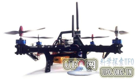先进无人四旋翼直升机可自动追踪拍摄的图片 第2张