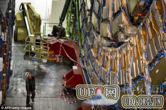 大型强子对撞机大规模升级以深入了解上帝粒子的图片 第5张