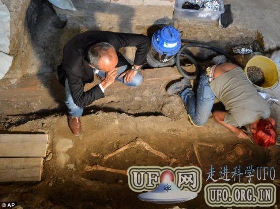 蒙娜丽莎原型疑似遗骸将进行面部复原的图片 第2张