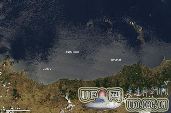 每日卫星照:红海地中海阳光下的不同景观的图片 第2张