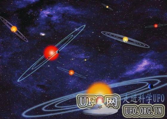 NASA宣布开普勒观测到715颗太阳系外新行星的图片