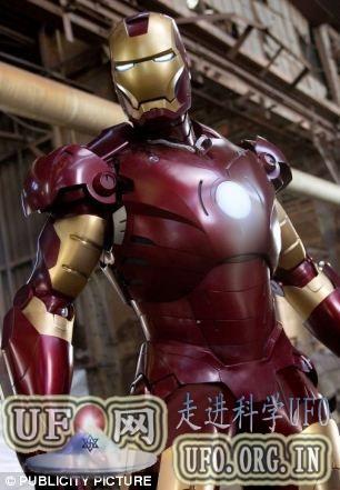 美研制钢铁侠战衣为战士提供超能力(图)的图片 第1张
