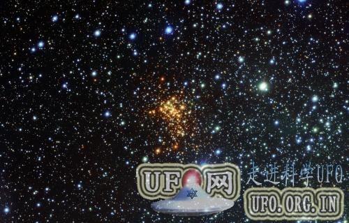 天文学家发现已知最大恒星:正走向分解的图片