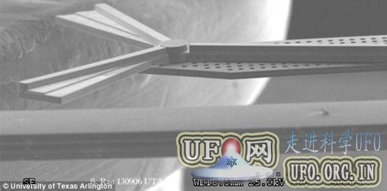 美科学家开发手机充电风车:直径仅1.8毫米的图片 第2张