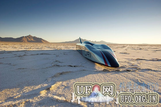 电动飞车突破速度极限:644公里/小时的图片