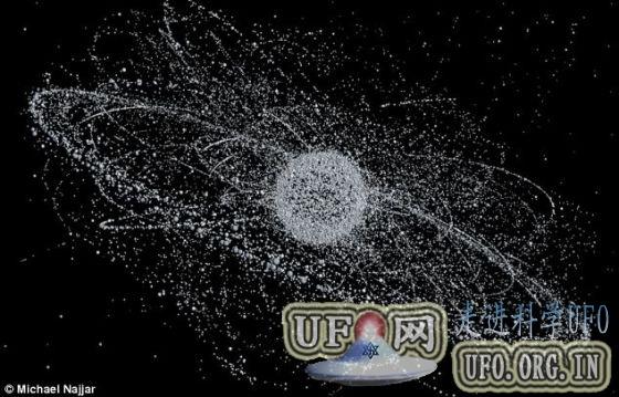 日本计划打造巨型磁网捕捉太空垃圾的图片 第2张