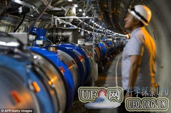 大型强子对撞机大规模升级以深入了解上帝粒子的图片 第6张