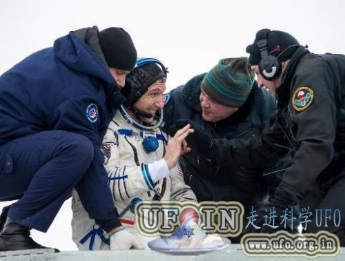 国际空间站宇航员如何应对美俄关系紧张的图片 第3张