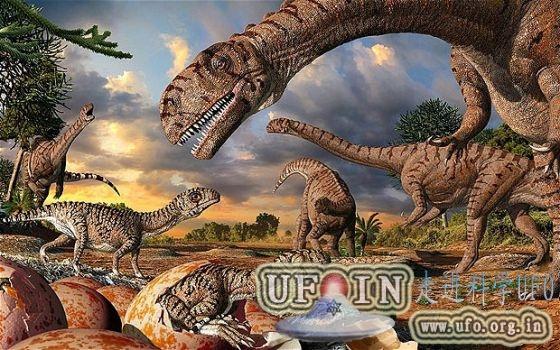 牛津生物学家称理论上用鸟类DNA可复活恐龙的图片