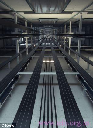 芬兰研制超坚固碳纤维绳索:摩天楼可增高一倍的图片 第4张