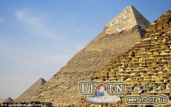 建造金字塔原理:埃及金字塔内部向外建造的图片 第2张