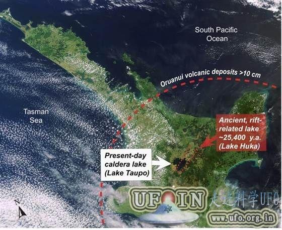 硅藻地球扩散之谜:6亿立方米被火山喷发至高空的图片 第2张