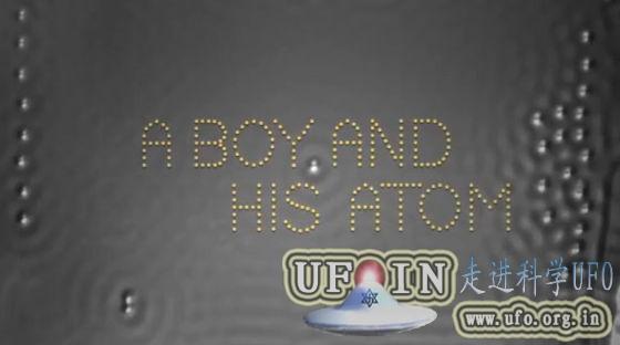 IBM利用原子制作世界最小电影(图)的图片 第1张