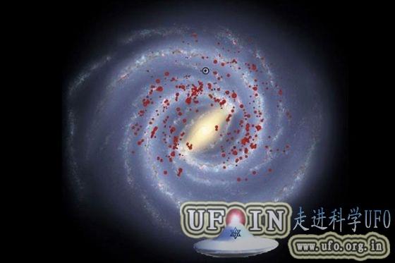 新研究称银河系旋臂数目为预期2倍的图片