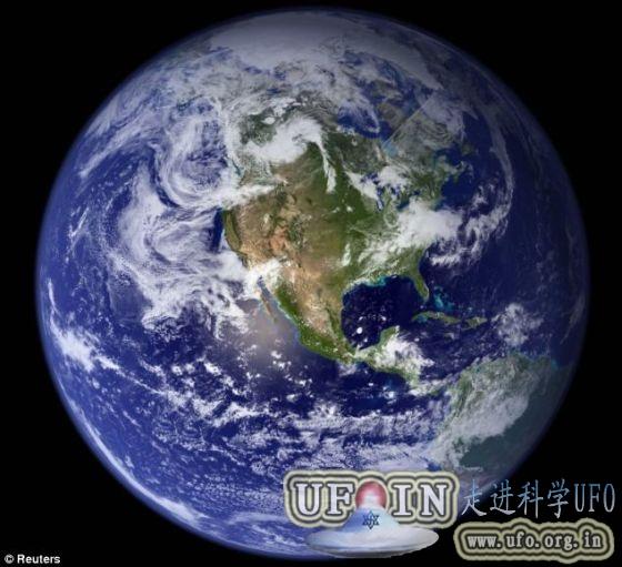 地幔以下或藏巨大水库:超出地面海洋总和的图片 第1张