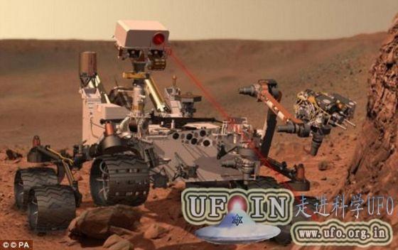好奇号未在火星发现甲烷:不能提供生命证据的图片 第1张