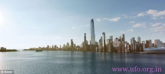 芬兰研制超坚固碳纤维绳索:摩天楼可增高一倍的图片 第6张